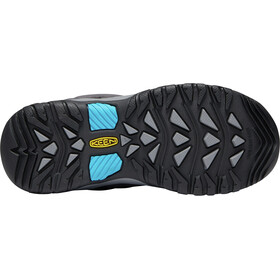 Keen Levo WP Shoes Youth magnet/blue jewel